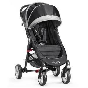 POUSSETTE  Poussette Baby Jogger City Mini 4 Black