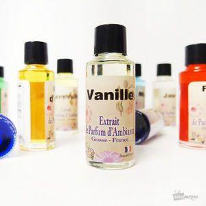 HUILE ESSENTIELLE Extrait de Parfum Vanille des Iles - Cadeau Maestr