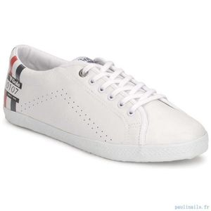 black Relay Homme White Cuir medal 44 Red Chaussure Gola Navy Basse Pointure qBwaxFY