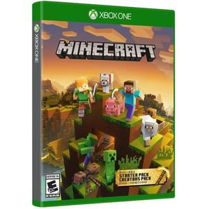 JEU XBOX ONE Minecraft Master Collection Xbox One italien