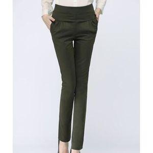 PANTALON printemps et automne pantalon pantalon sarouel ...