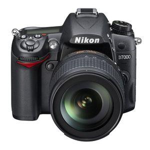 APPAREIL PHOTO RÉFLEX NIKON D7000 + 18-105 VR