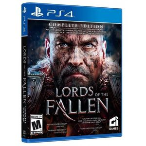 JEU PS4 Lords of the Fallen Complete Edition (import)