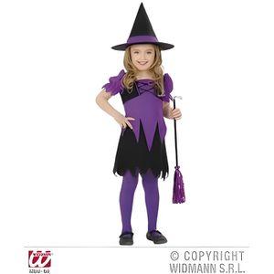 DÉGUISEMENT - PANOPLIE Déguisement sorcière halloween enfant 3 à 4 ans f9f578e4b58