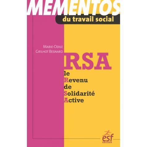 Carte Cdiscount Rsa.Rsa Le Revenu De Solidarite Active