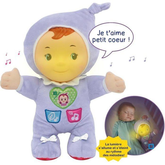 VTECH BABY - Louison, mon lumi poupon
