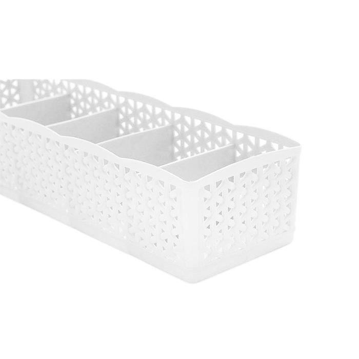 BOITE DE RANGEMENT Le soutien-gorge en plastique de boîte de rangemen