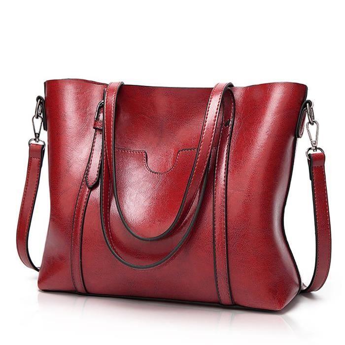 Sacs à main Sac à bandoulière Satchel sacs à main sac fourre-tout pour Lady ZCC8P