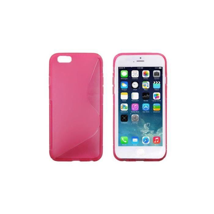 coque iphone 6 magenta