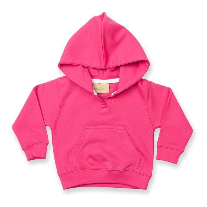 Larkwood - Sweatshirt à capuche 100% coton - Bébé et enfant