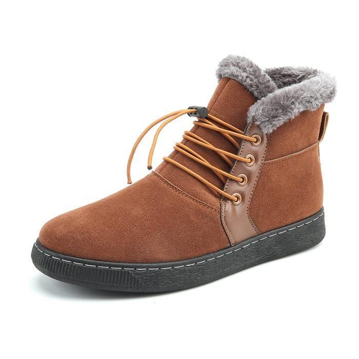 Chaussures pour hommes chaussures de sport chaussures en coton