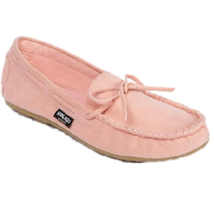 Slip-on Chaussures plates Mocassins C20VH Taille-37 1-2
