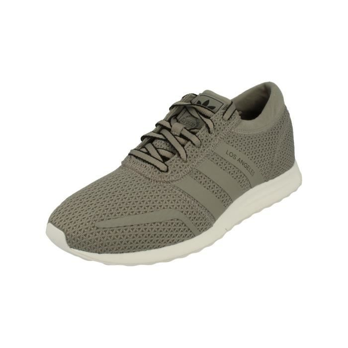 Hommes Gris Multicolore Sneakers Trainers Chaussures Originals wa41q1