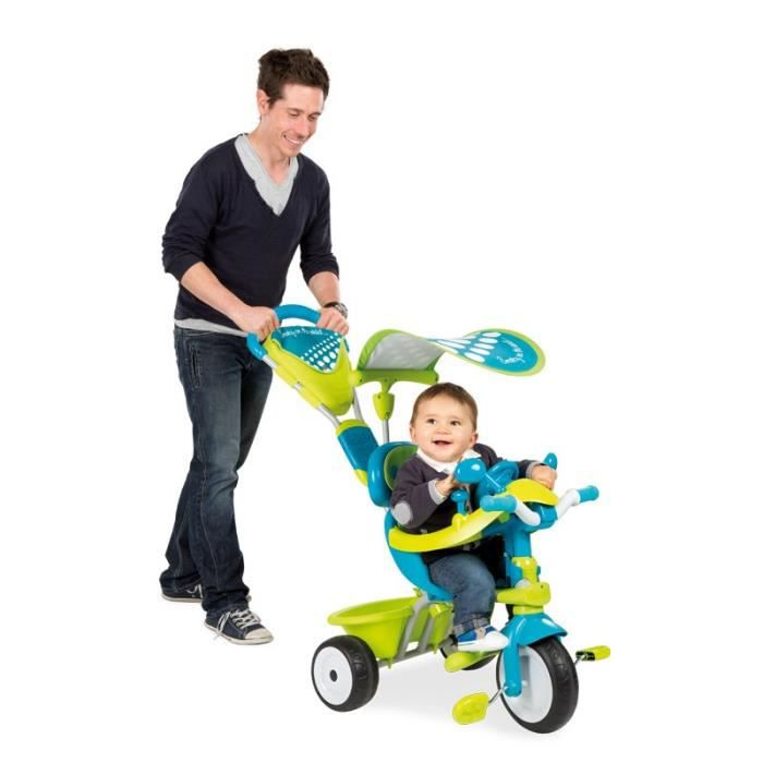smoby tricycle baby driver confort sport evolutif 10 36 mois mixte achat vente tricycle. Black Bedroom Furniture Sets. Home Design Ideas