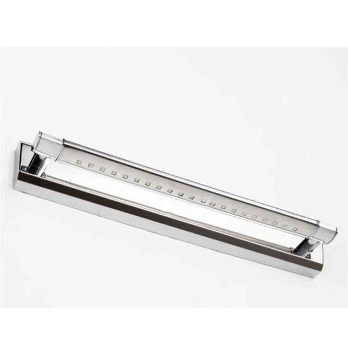 STOEX® Applique Miroir LED Rotatif 360°-Eclairage Pour Salle de Bains - 7W  - Blanc Froid