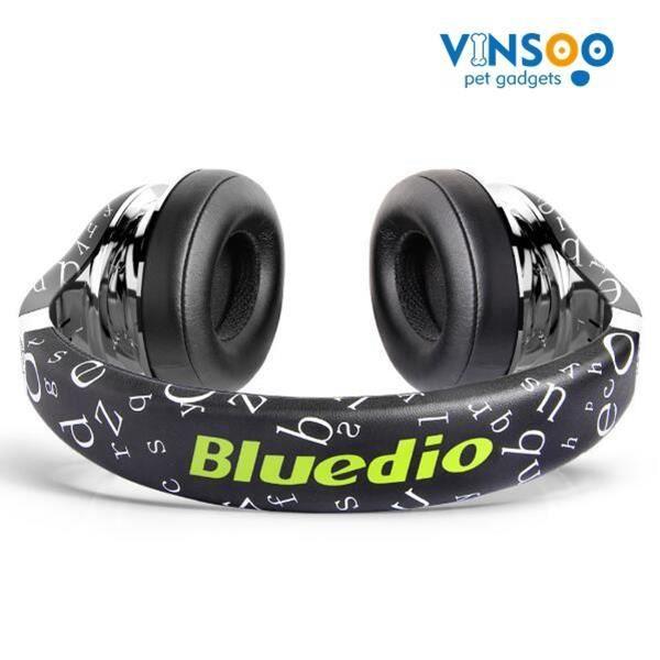 Vinsoo®nouveau Bluedio Un (air) À La Mode Sans Fil Bluetooth Casque Cuffie Microphone Hd Membrane Twistable Bandeau D Son Surround