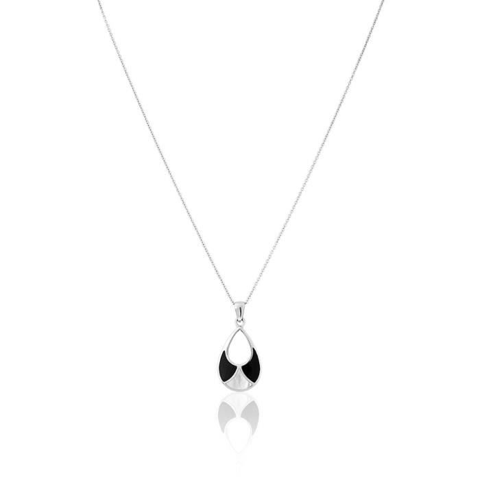 Collier CLEOR Argent 925-1000 Nacre