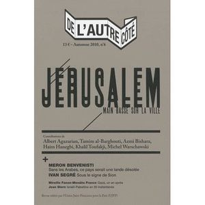 LIVRE HISTOIRE MONDE Jérusalem