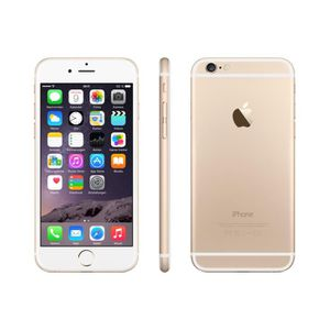 SMARTPHONE IPHONE 6 OR 128 GO