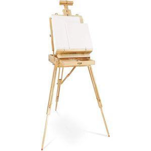 CHASSIS DE TOILE Artina Kit de peinture acrylique Madrid XXL Cheval