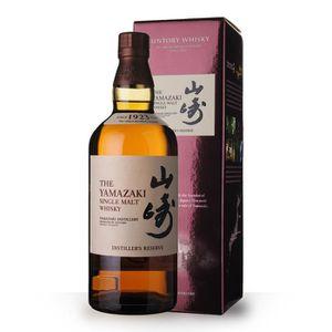 WHISKY BOURBON SCOTCH Yamazaki Distiller's Reserve 70cl - Etui - Whisky