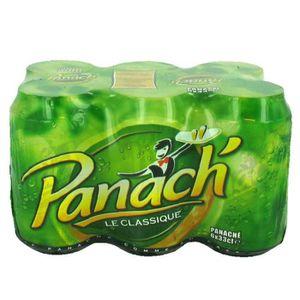 BIÈRE PANACH' Panaché - 6 x 33 cl