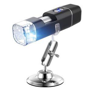 CLÉ USB Banne Bon Microscope Numérique WiFi USB Rechargeab