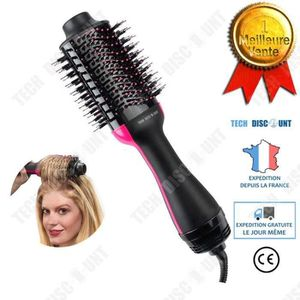 BROSSE SOUFFLANTE TD brosse soufflante ronde seche cheveux brushing