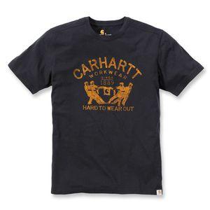 T-SHIRT T-shirt coton manches courtes avec logo Vintage no