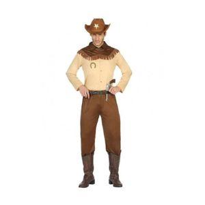 DÉGUISEMENT - PANOPLIE Déguisement Homme Cowboy