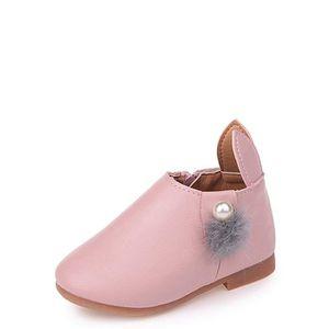 Chaussures d'hiver de fille Épaissir Mode solides Chaussures Enfants 12117100 kO7Bnb
