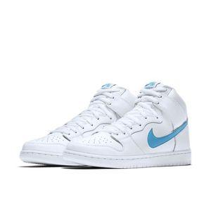 huge discount 88ce0 dd36f BASKET Nike Sb Dunk High TRD Qs Hommes 881758-141 MW1SW 4