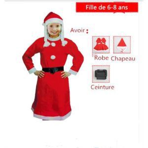 ca8de6d6c7d Costume pere noel enfant - Achat   Vente pas cher