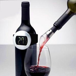 THERMOMÈTRE VIN ®cBOX Thermomètre Digital  à Vin avec l'affichage