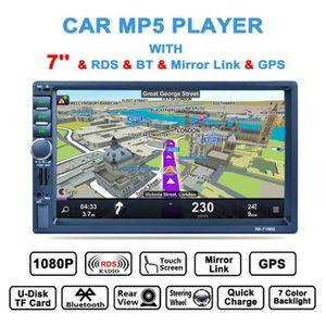 AUTORADIO RK-7156G Autoradio 7'' HD LCD Ecran Tactile Lecteu