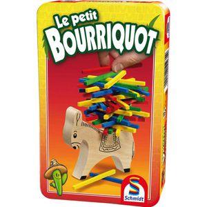 JEU SOCIÉTÉ - PLATEAU SCHMIDT AND SPIELE Jeu de poche - Le petit bourriq