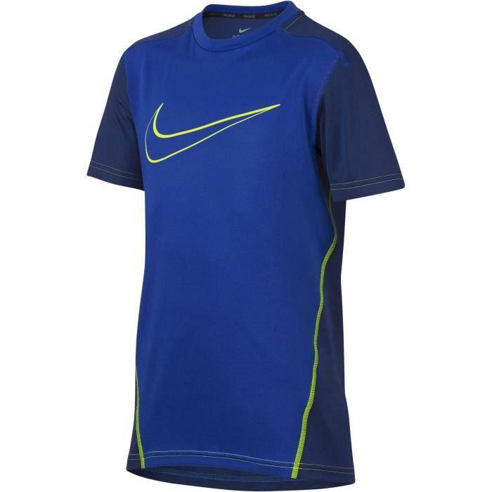 NIKE T-shirt Dry - Enfant garçon - Bleu