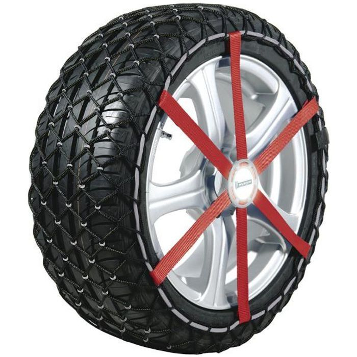 MICHELIN Chaines à neige Easy Grip N°G12