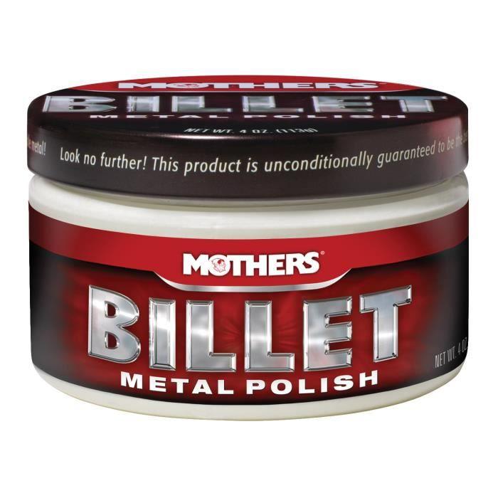 MOTHERS Polish Billet - 114 g - 118 ml - Pour métal