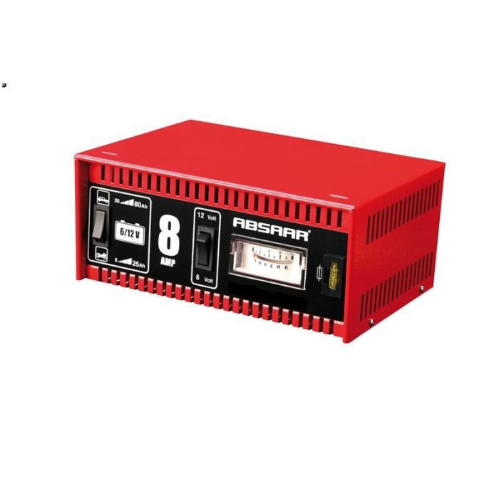 Chargeur 8 AMP 6/12V A/M