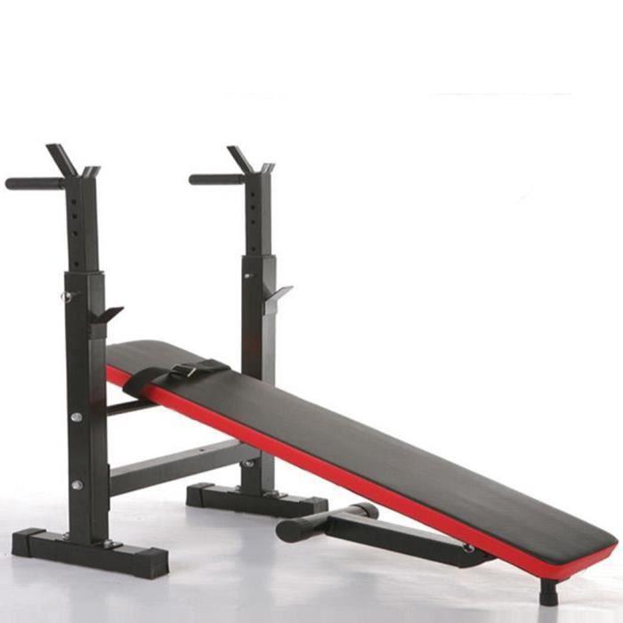 Banc De Musculation Fitness Barbell Banc De Musculation épaule