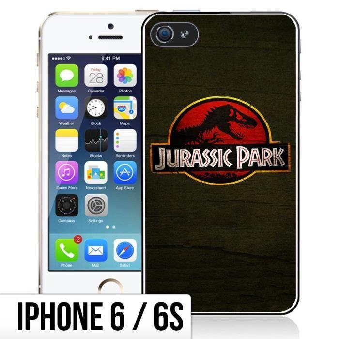 coque iphone 6 jurassic park
