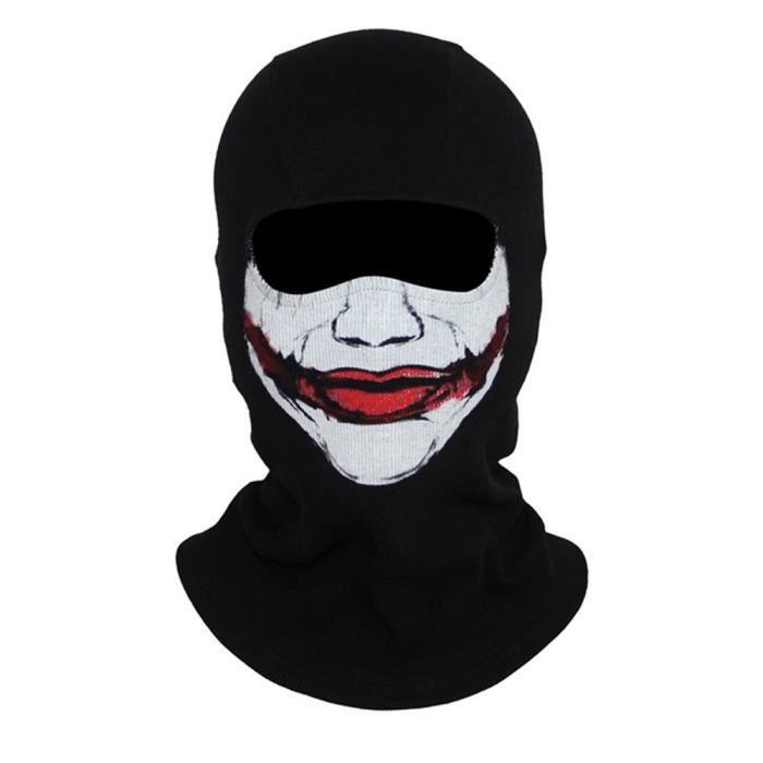 13553b09311e4 Masques et loups pour déguisements et costumes Red Latex Masque ...