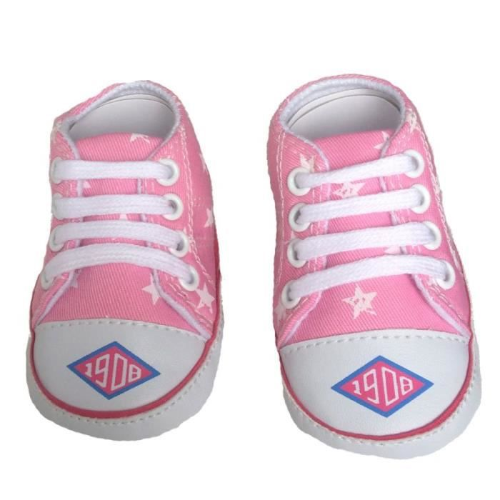acaec26a3499e Chaussures bébé Lee Cooper Taille 17-18 Rose - Achat   Vente basket ...