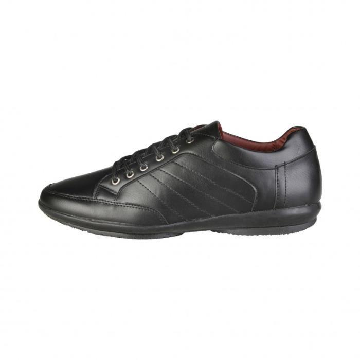 Basket - V 1969 - Sneakers pour Homme noir V 1969