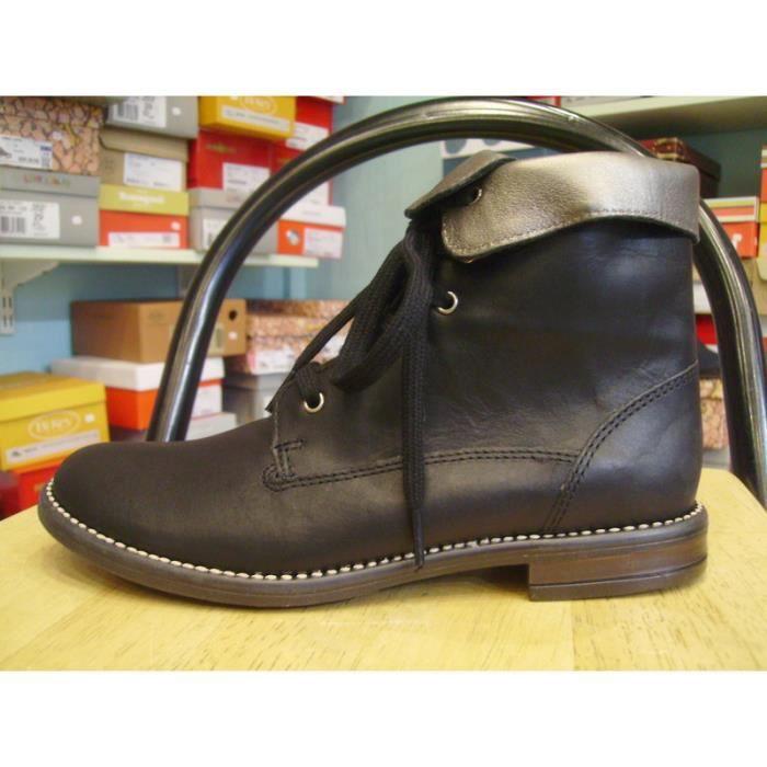 Chaussures enfants. Bottines filles BELLAMY P34