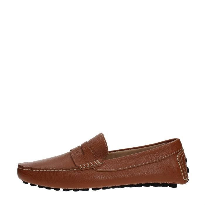 Soldini Mocassins Homme BROWN, 39