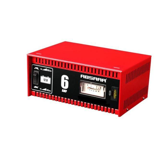 chargeur 6 amp 6 12v a m achat vente chargeur de batterie chargeur 6 amp 6 12v a m cdiscount. Black Bedroom Furniture Sets. Home Design Ideas