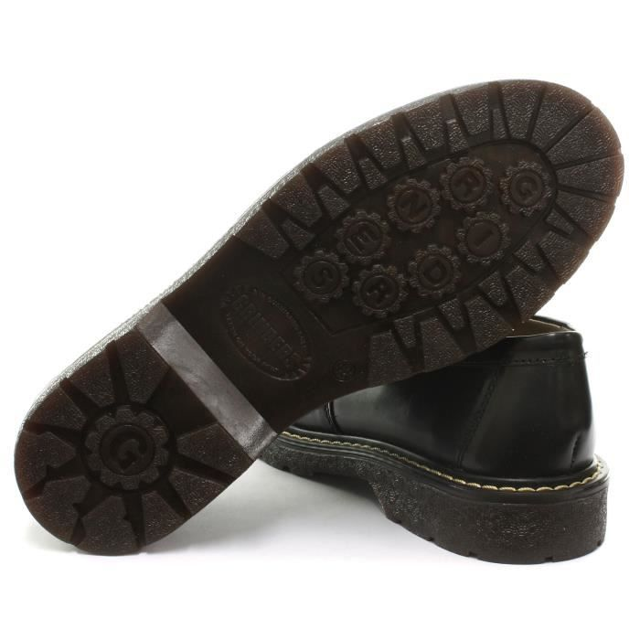 Grinders Cuthbert Homme Loafer