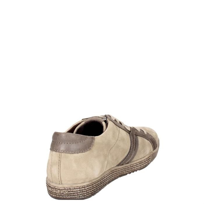 Stonefly Sneakers Homme gris clair, 46